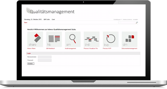 Qualit tsmanagement effimag software apps und business for Aggiunte alle suite modulari
