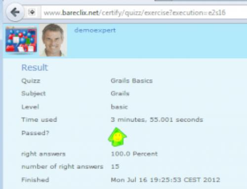 Prüfungs-App