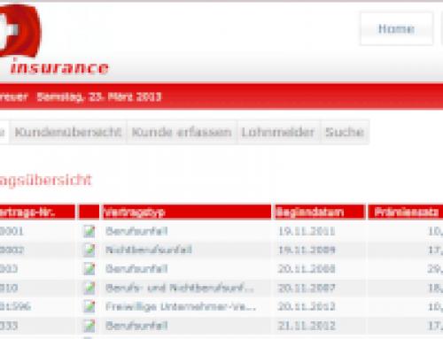 Swiss insurance