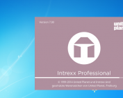 Intrexx Startscreen und icon