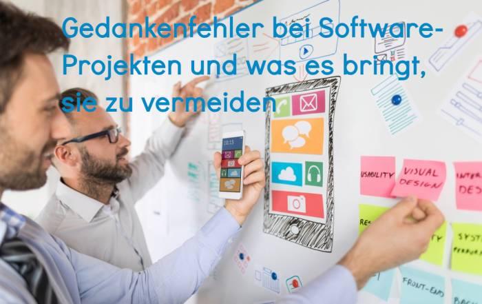 Applikation schnell rausbringen. Erfolgreiche Methoden und Gedankenfehler.
